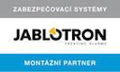 Montážní partner Jablotronu