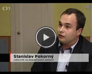 Obrátila se na nás Česká televize, abychom jí poskytli odborné stanovisko pro reportáž.