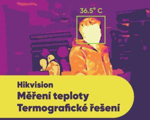 Kamery pro plošný screening teploty (COVID-19)